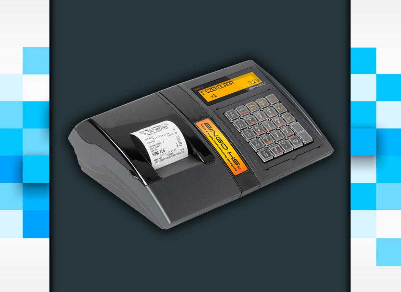 Funkcje kasy Posnet Bingo HS EJ